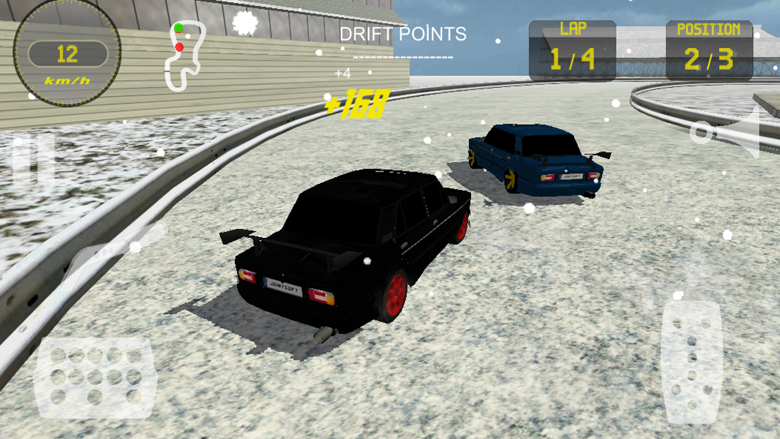 Russian Drift Racing
