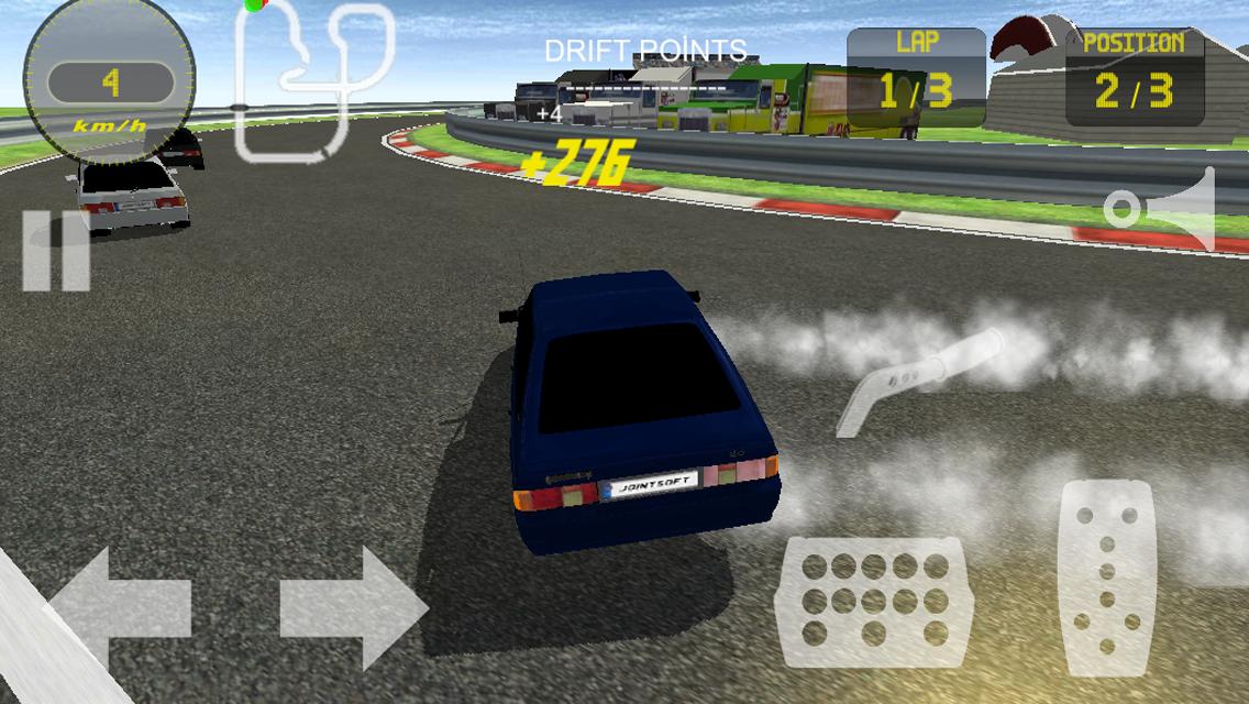 Russian Drift Racing