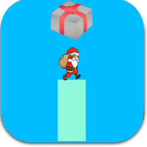 Santa Claus Christmas Stick