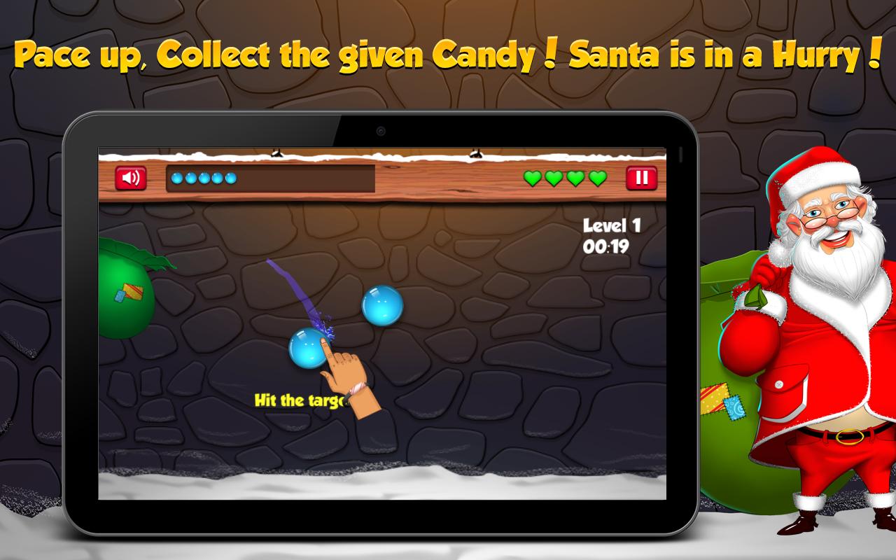 Santa's Christmas Candy