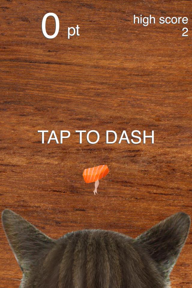 Sashimi Dash