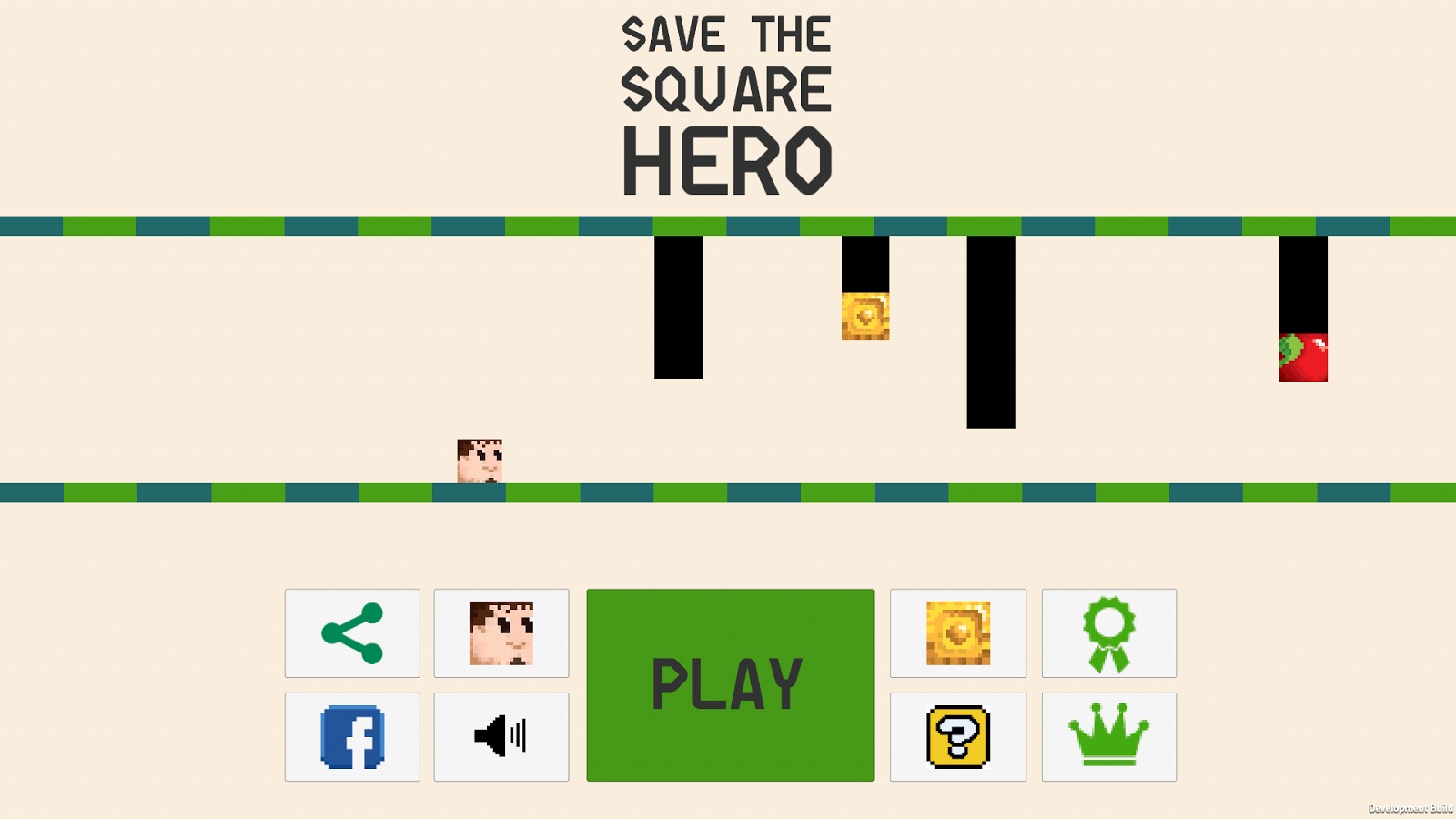 Save The Square Hero