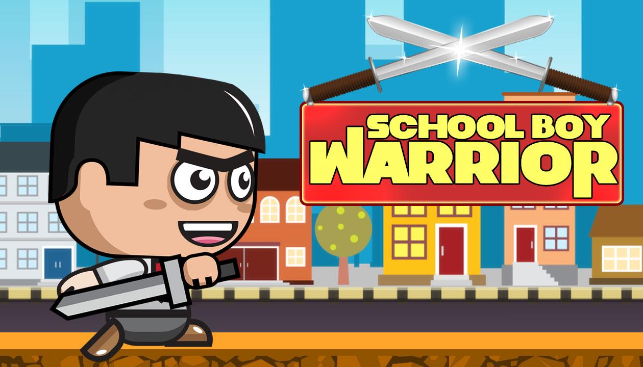 School Boy Warrior