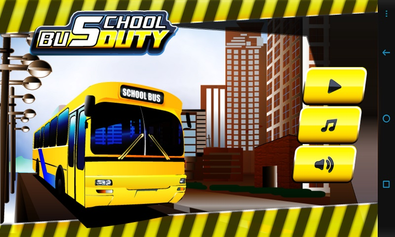 School Bus Duty