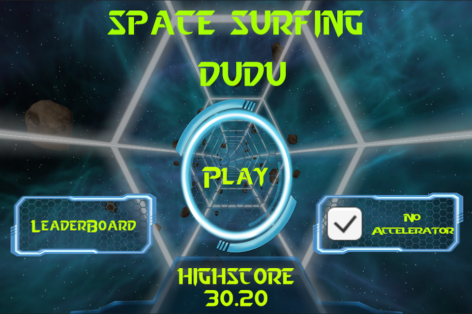 Scifi DuDu : spaceship racing