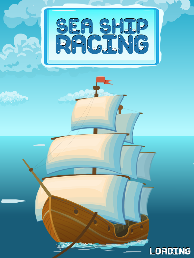 Sea Ship Racing