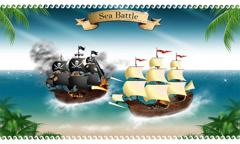 Seabattle Pirate