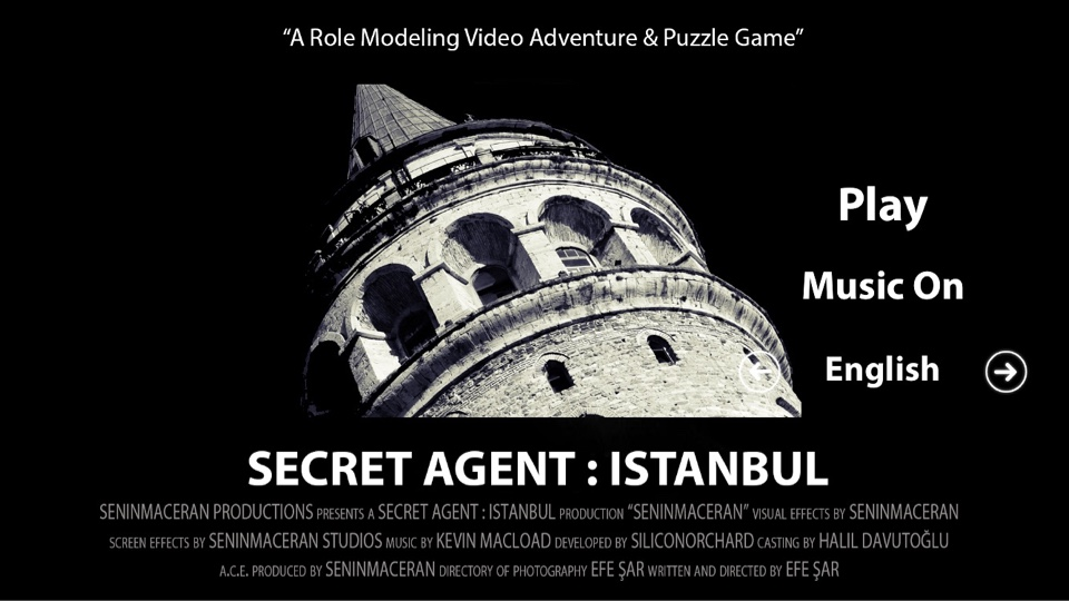 Secret Agent: Istantbul