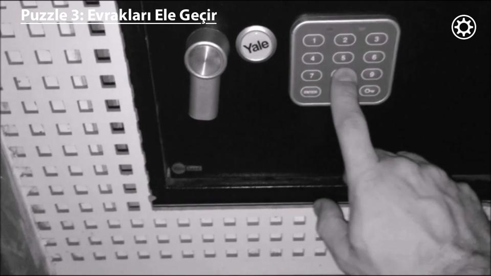 Secret Agent: Istantbul