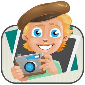Selfie Cam with Frames