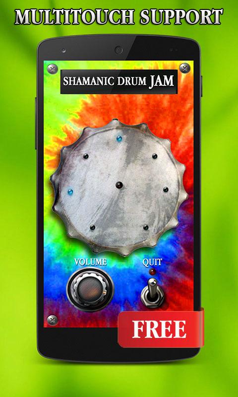 Shamanic Drum Jam