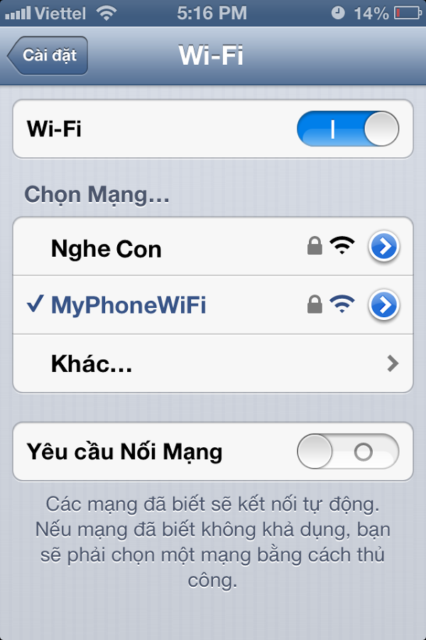 Share Wifi Mobile Hotspot