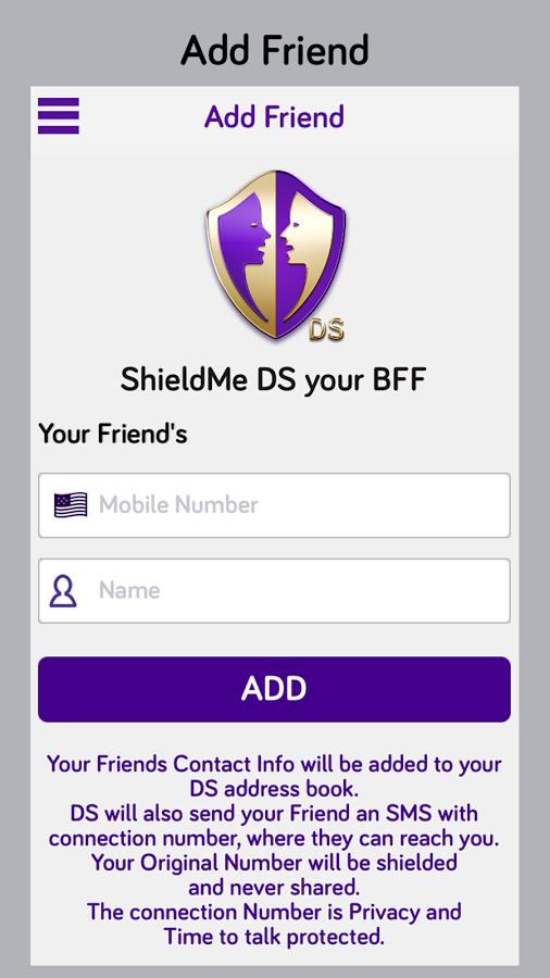 ShieldMe DS: Date Assistant