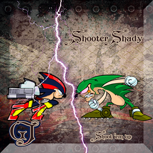 Shooter Shady – Shoot em' up