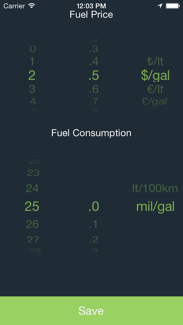 Sigma Fuel Lite