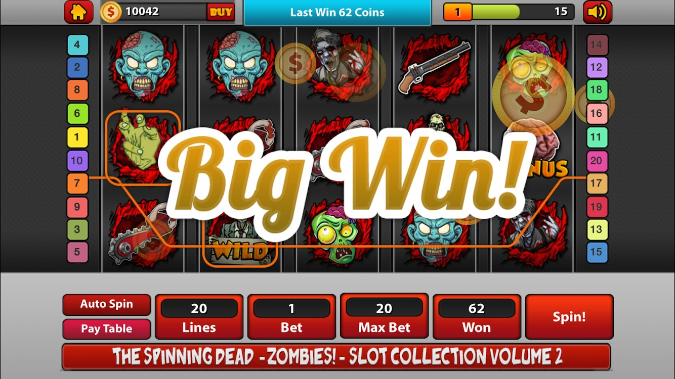Slot Collection Bundle Retro and Zombies