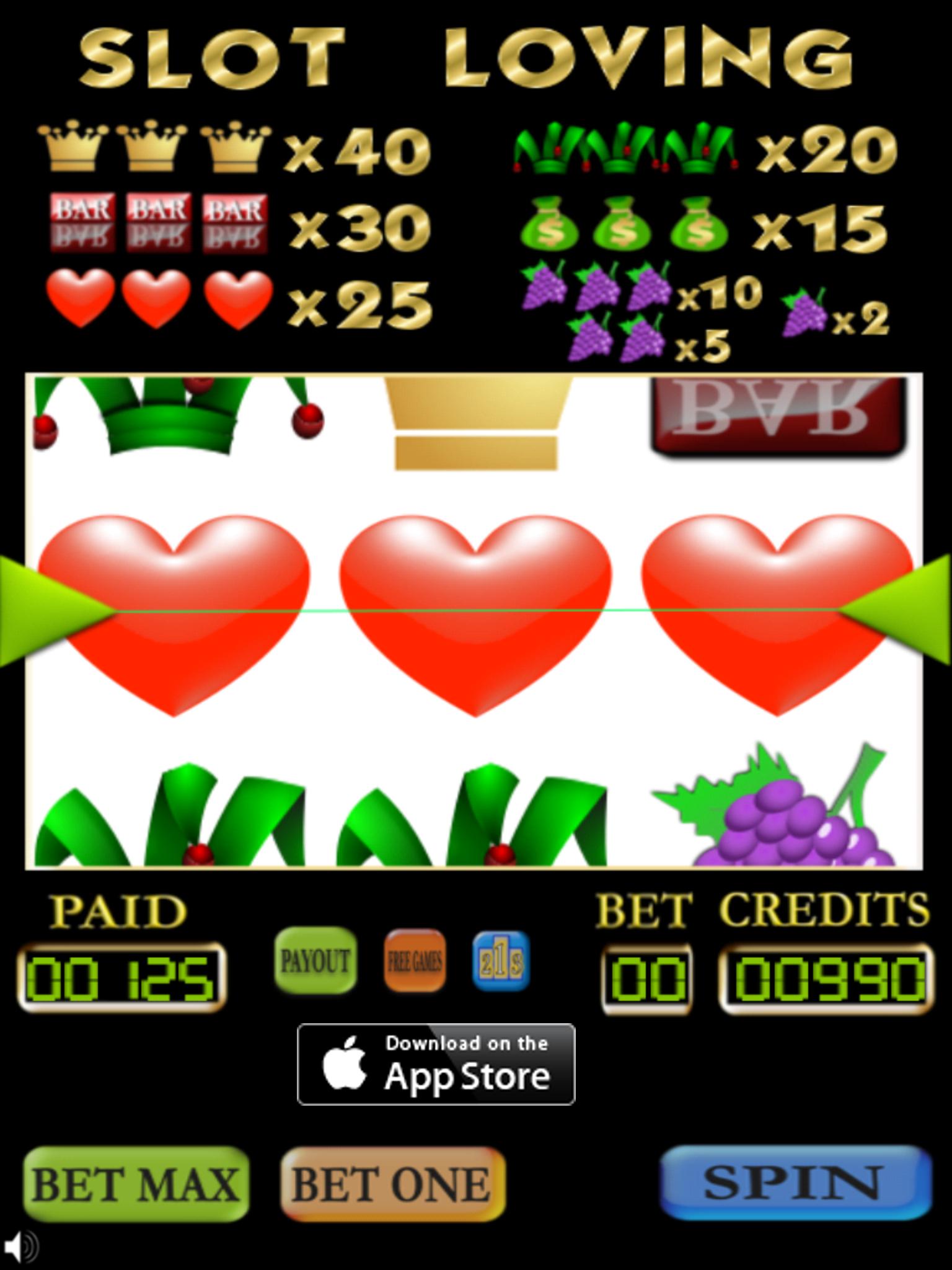 Slot Loving