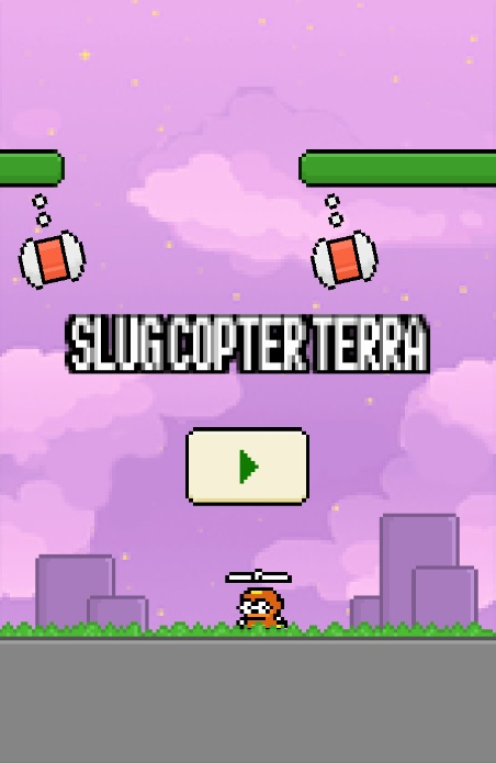 Slug Copters Terra