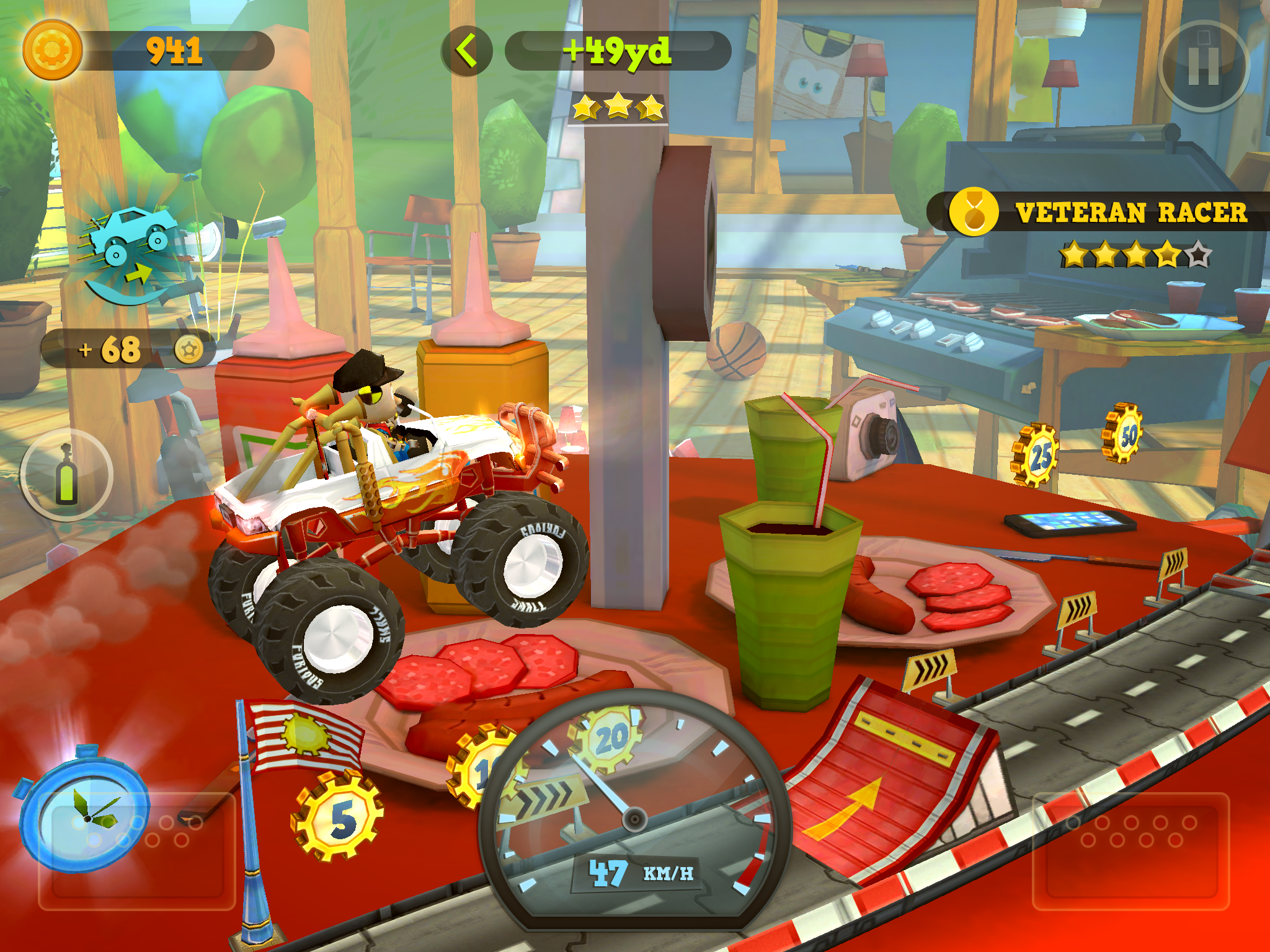 Small & Furious: Crash RC Cars