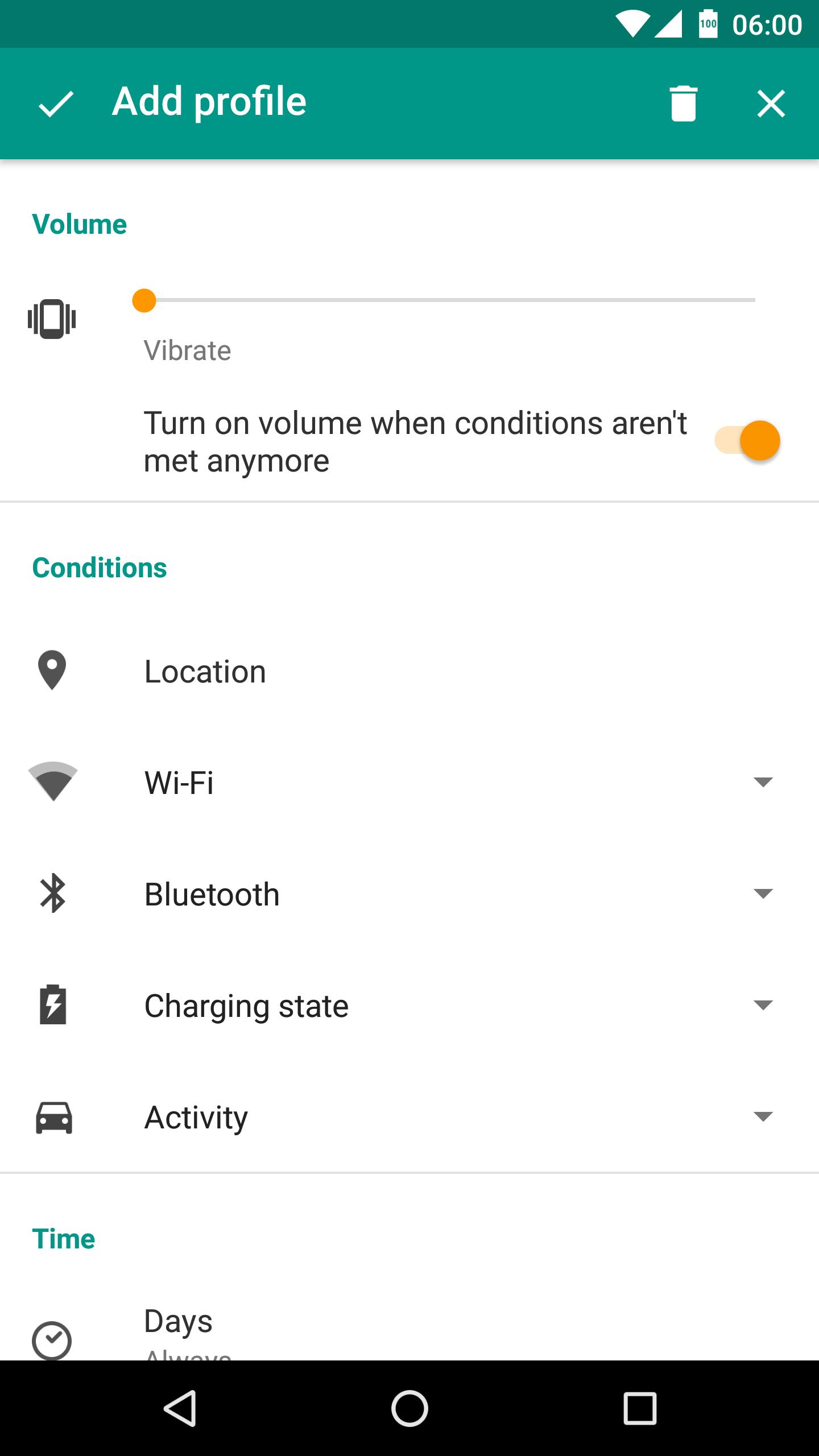 Smart Volume Controller