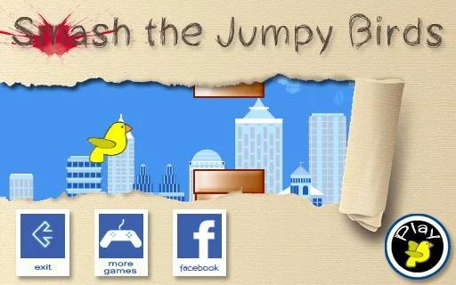 Smash the Jumpy Birds
