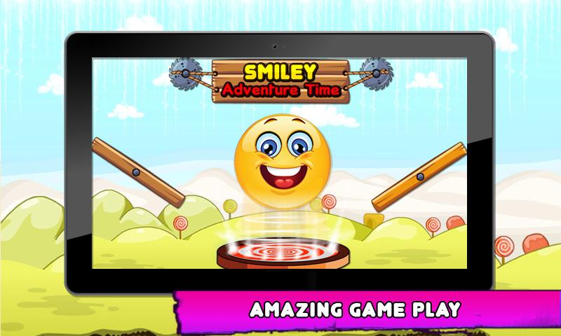 Smiley Adventure Time