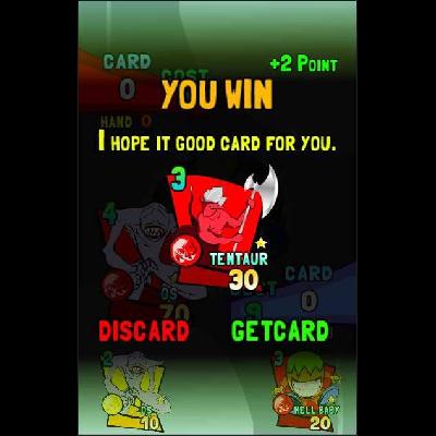 Smory Card Game