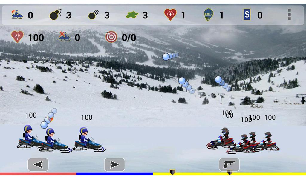 SnowBall Combat