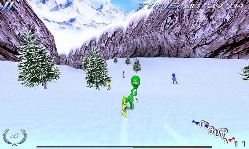 Snowboard Racing Ultimate Free