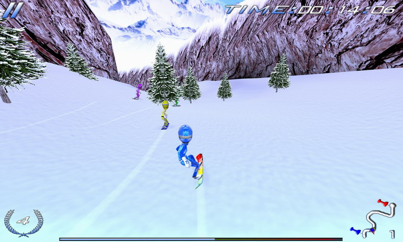 Snowboard Racing Ultimate Free