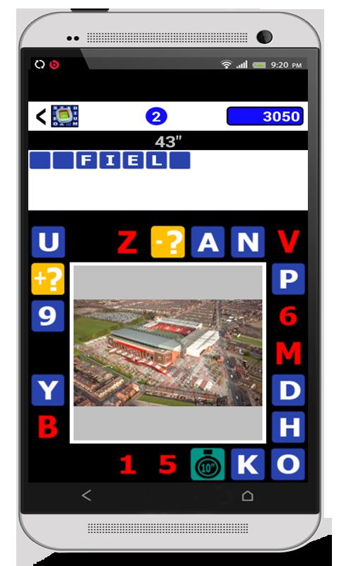 Soccer Stadium Box