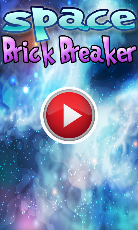 Space Brick Breaker