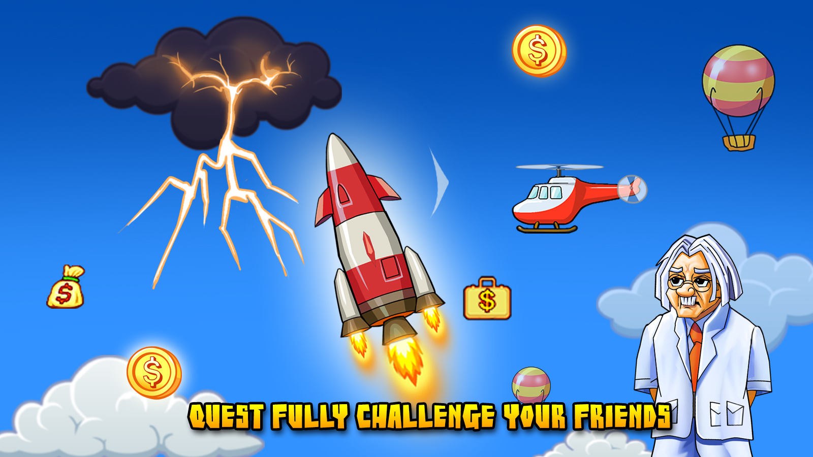 Space Mission – Rocket Game