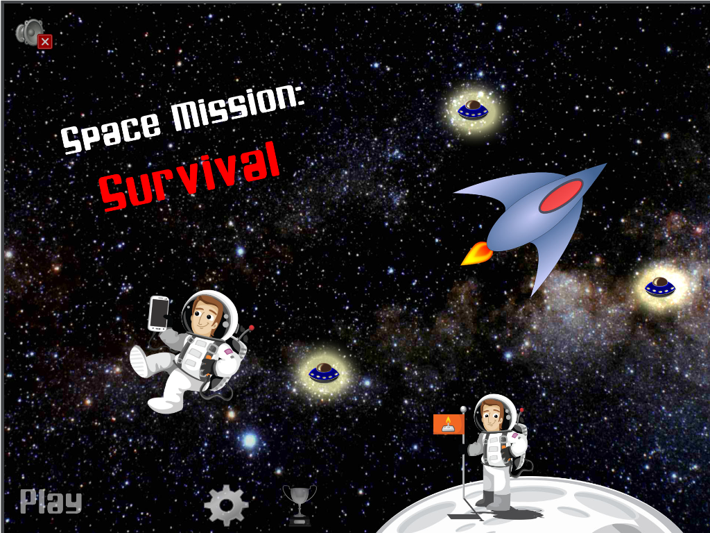 Space Mission: Survival