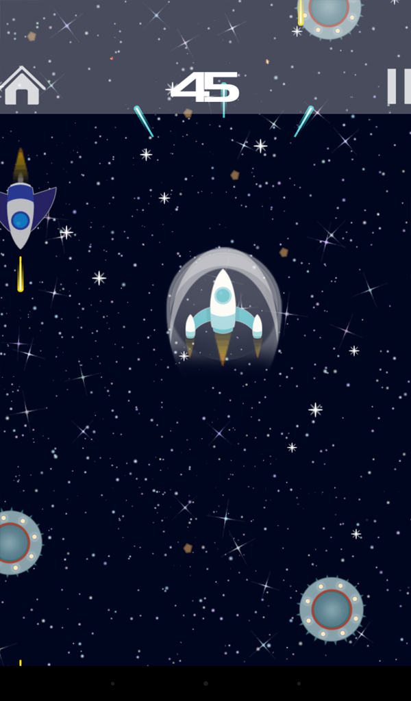 Space Shooter : Galaxy Shooter