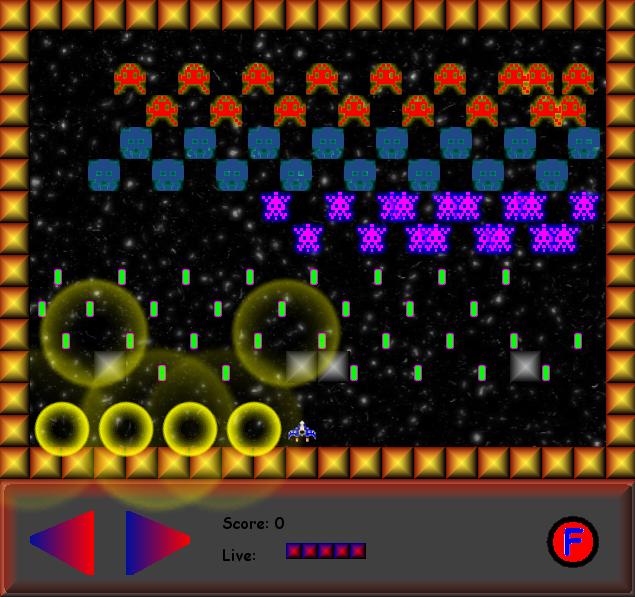 Spaceblast Invaders