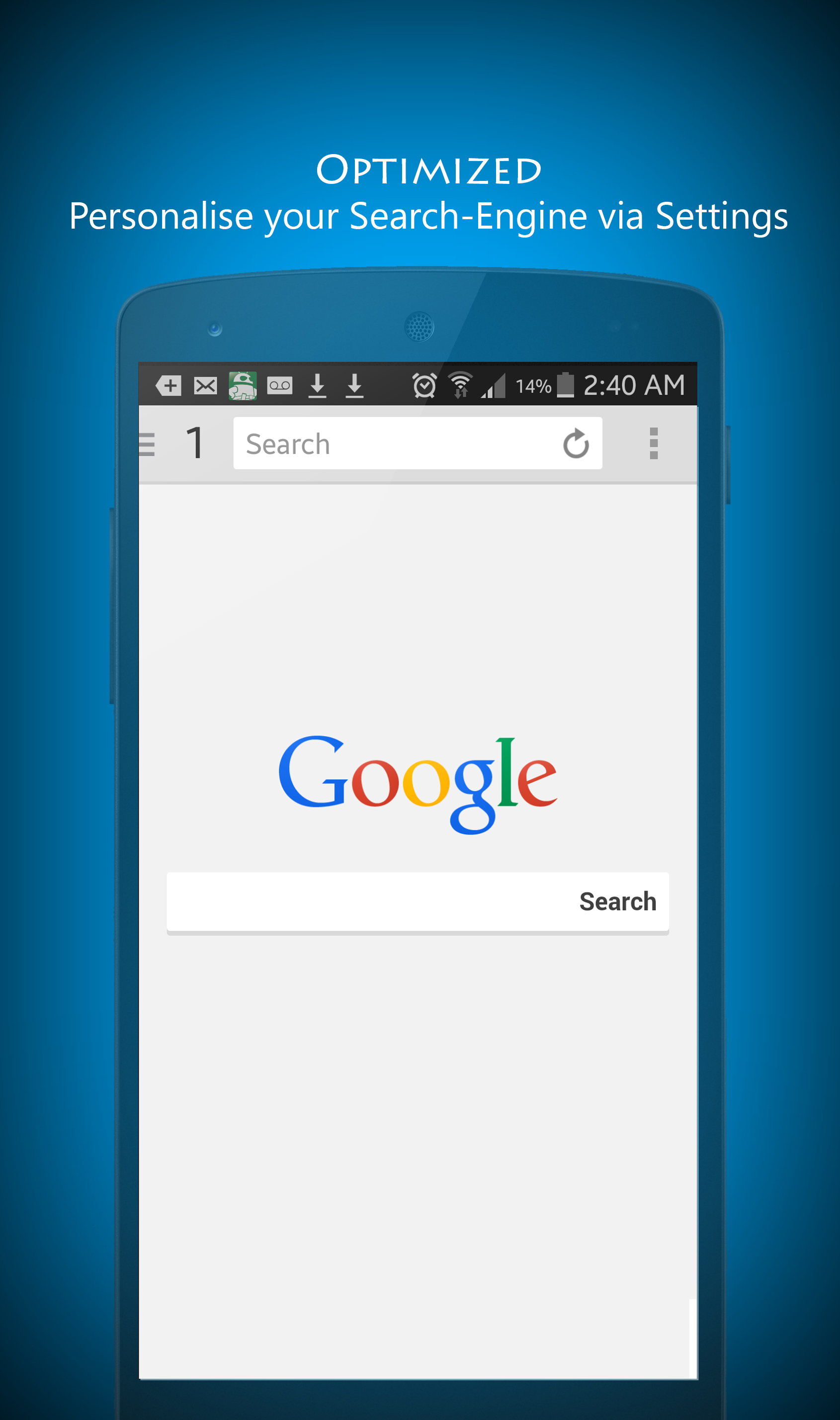 Spartan Internet & Web Browser – Exclusively for Android