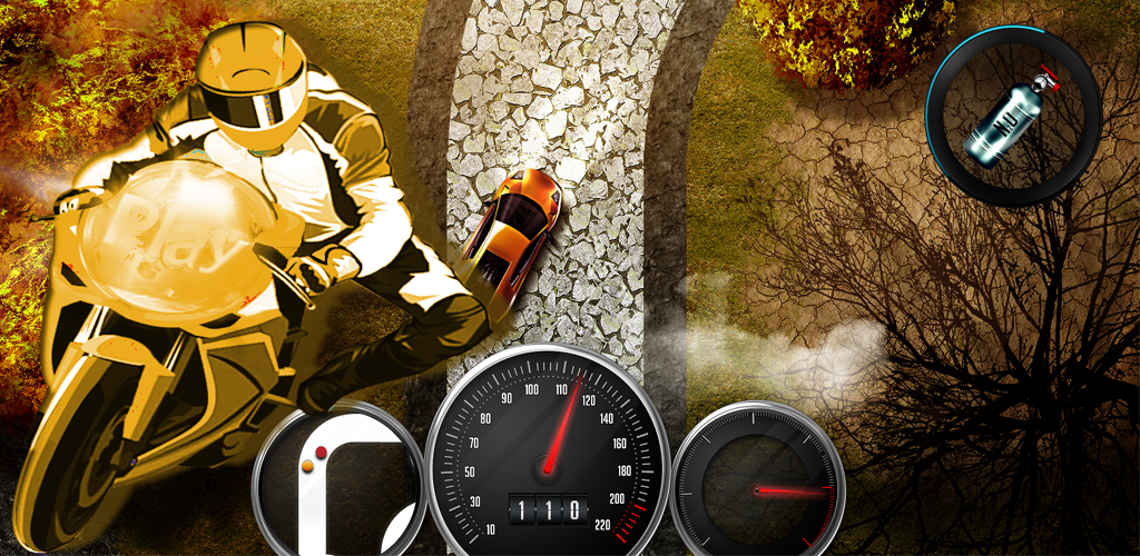 Speed Racing moto