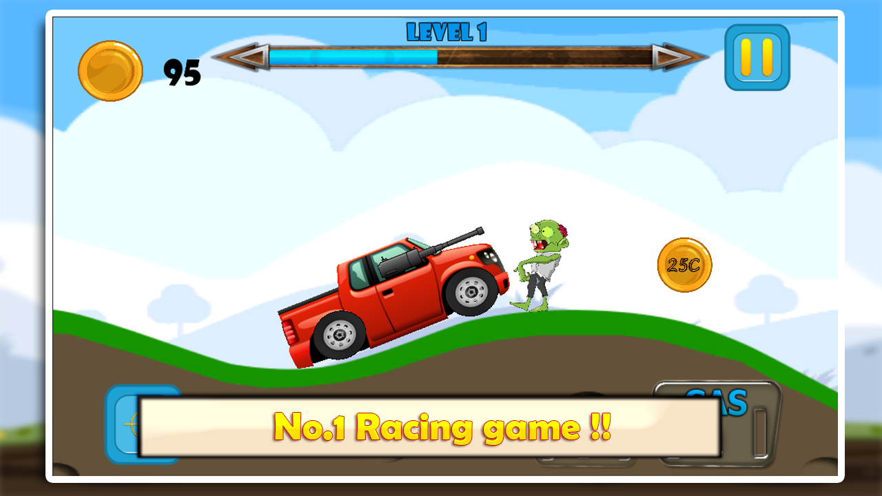 Speedy Cars: Zombie Smasher