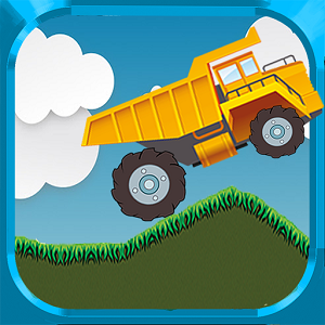 Speedy Truck: Hill Climb Race
