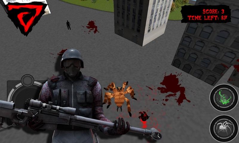Spider Terror Simulator