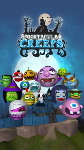 Spooktacular Creeps