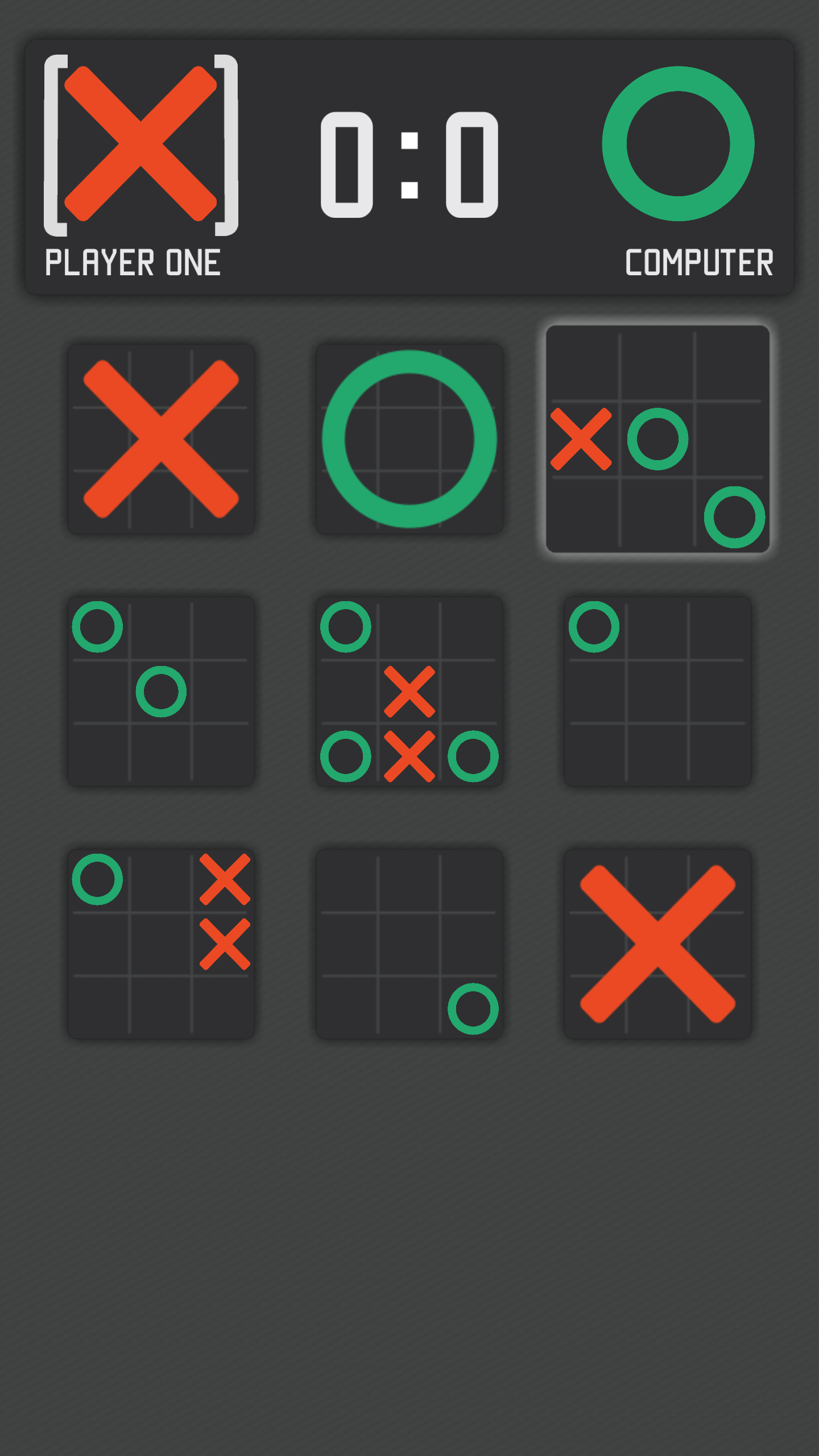 SQRD – Ultimate Tic Tac Toe
