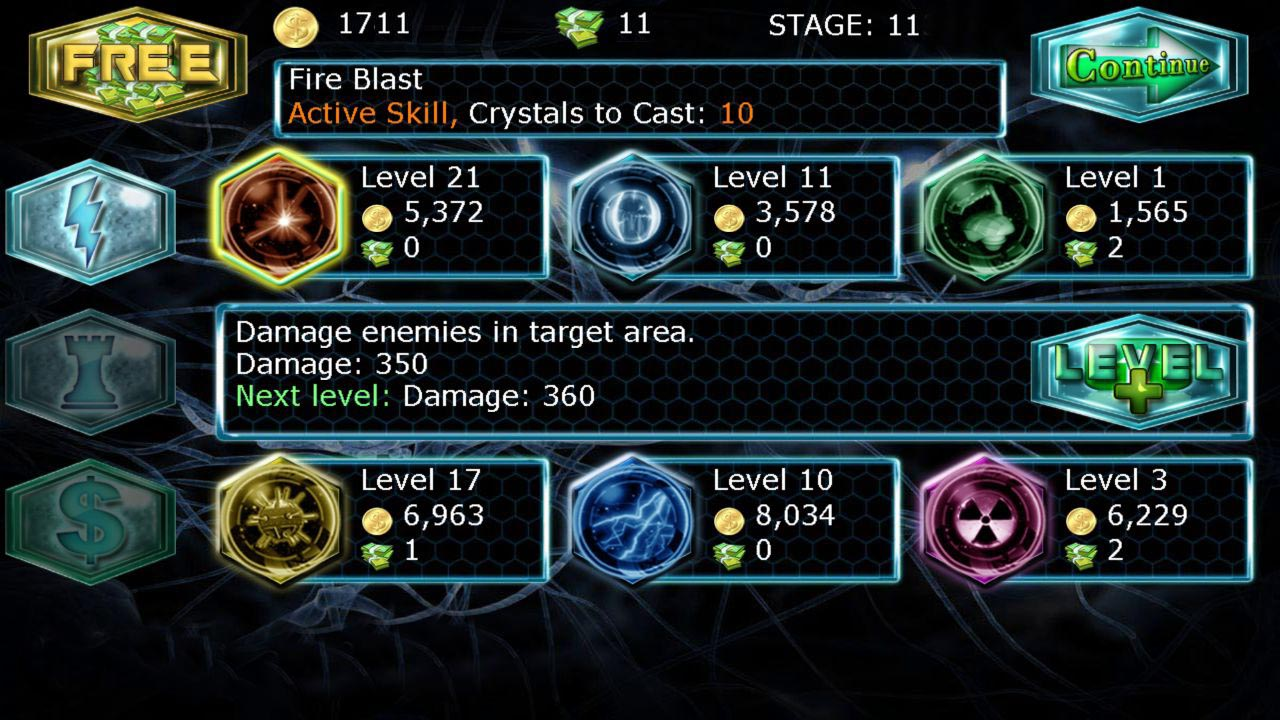 Starbase Defense: Invincibles