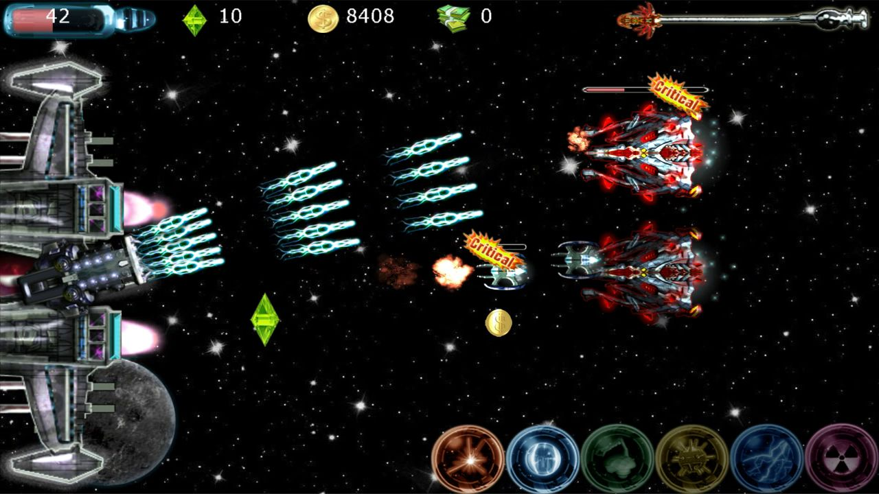 Starbase Defense: Invincibles
