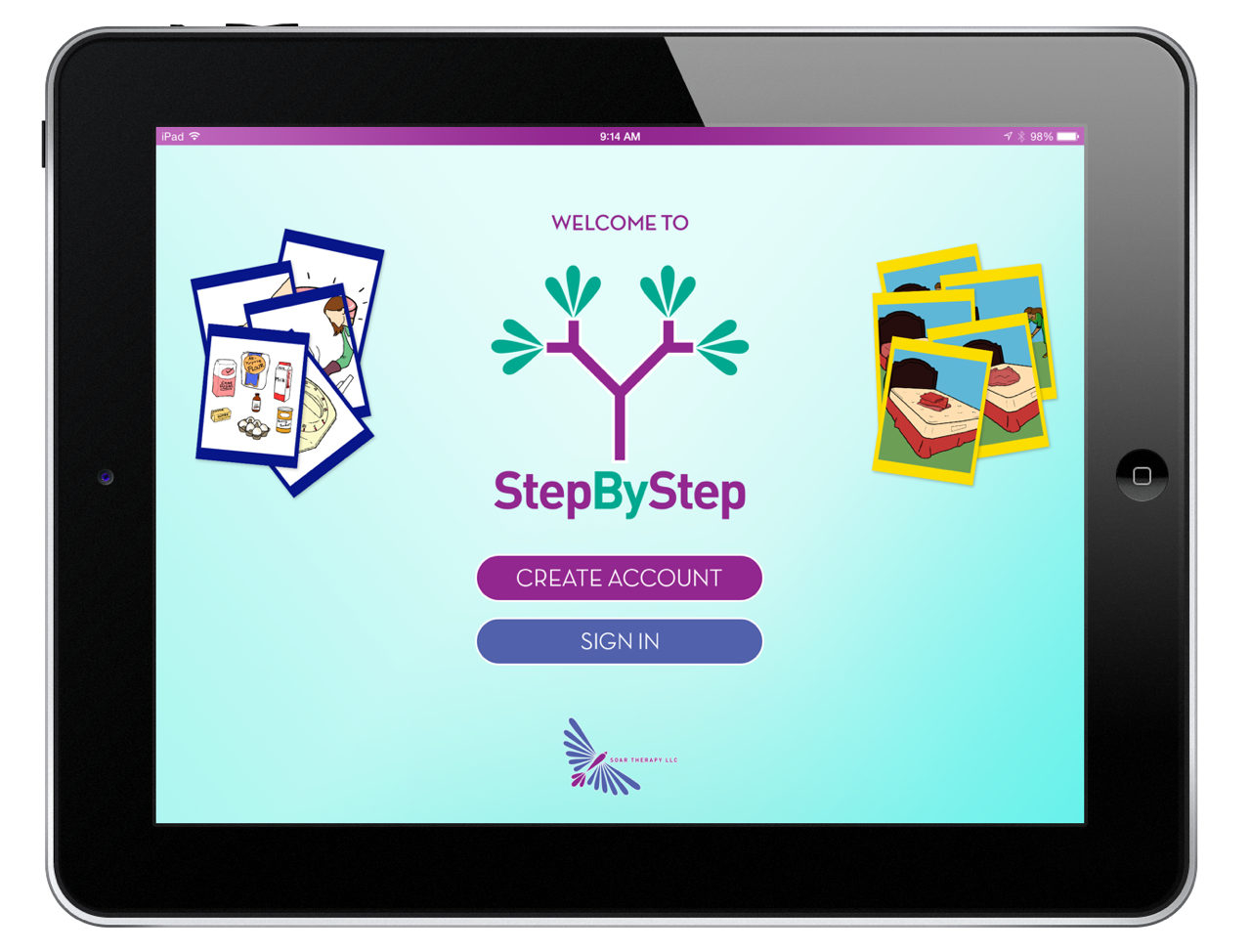 StepByStep Pro from SOAR Therapy