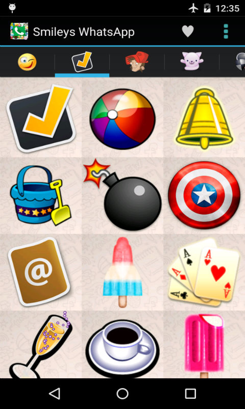 Stickers for whats app