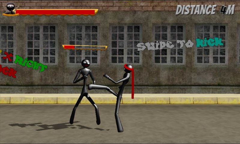 Stickman Combat