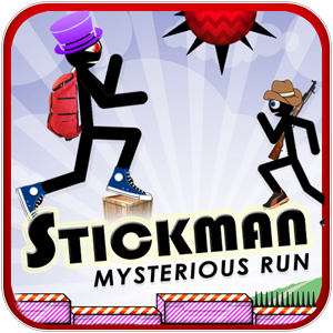 StickMan Mysterious Run