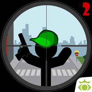 Stickman sniper 2